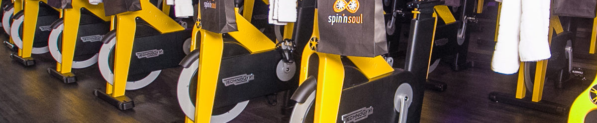equipamentos spinning academia
